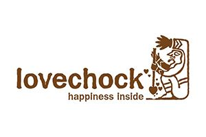 Lovechock happiness inside